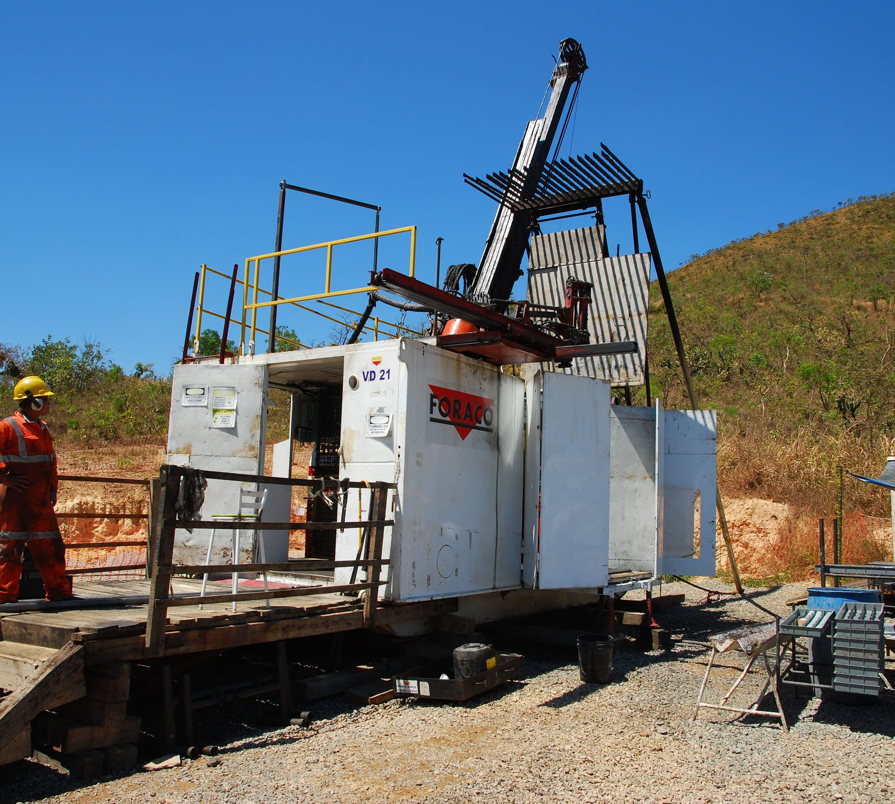 complicated borehole trajectories  cuiab u00e1 mine u0026 39 s deep