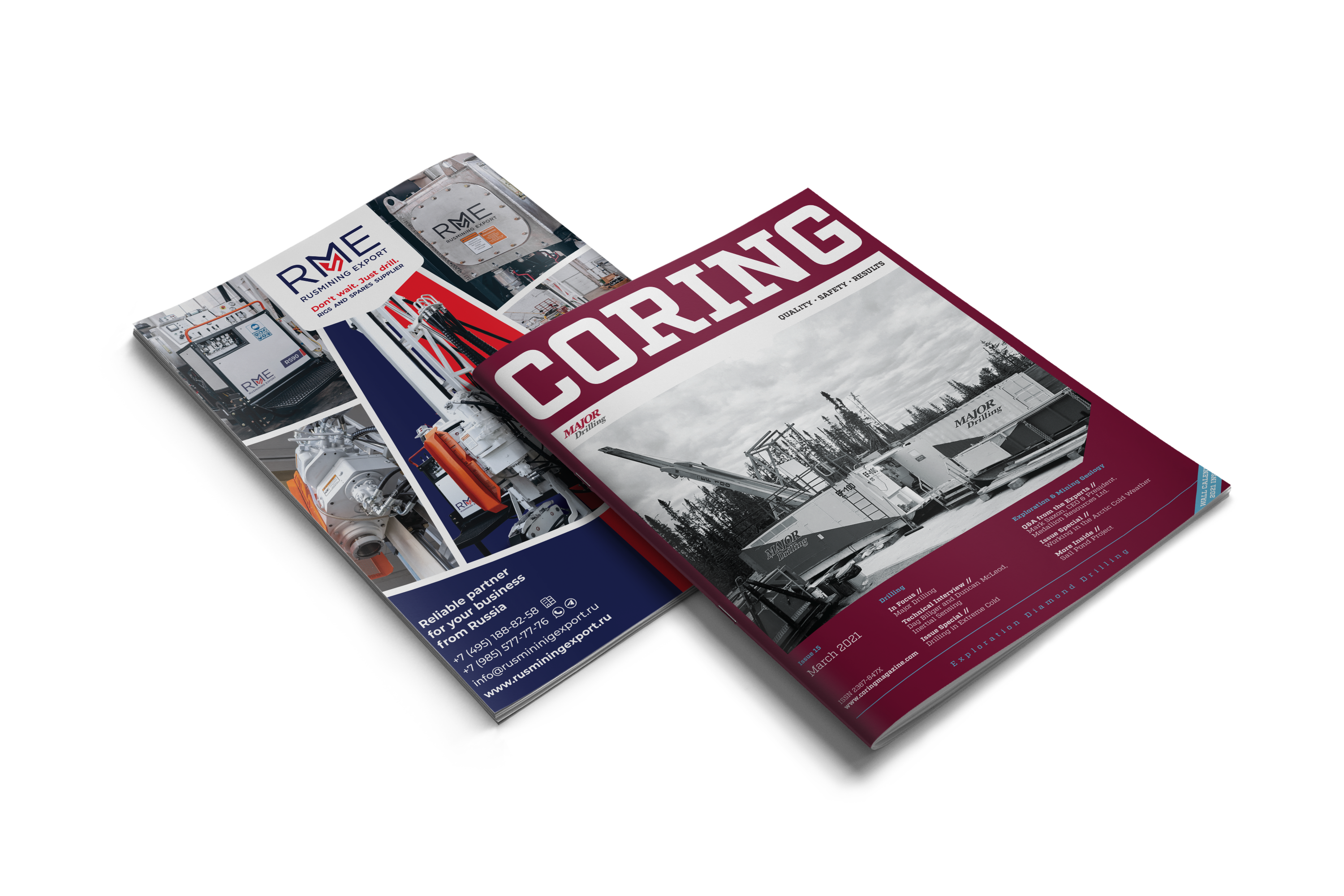 Coring issue preview
