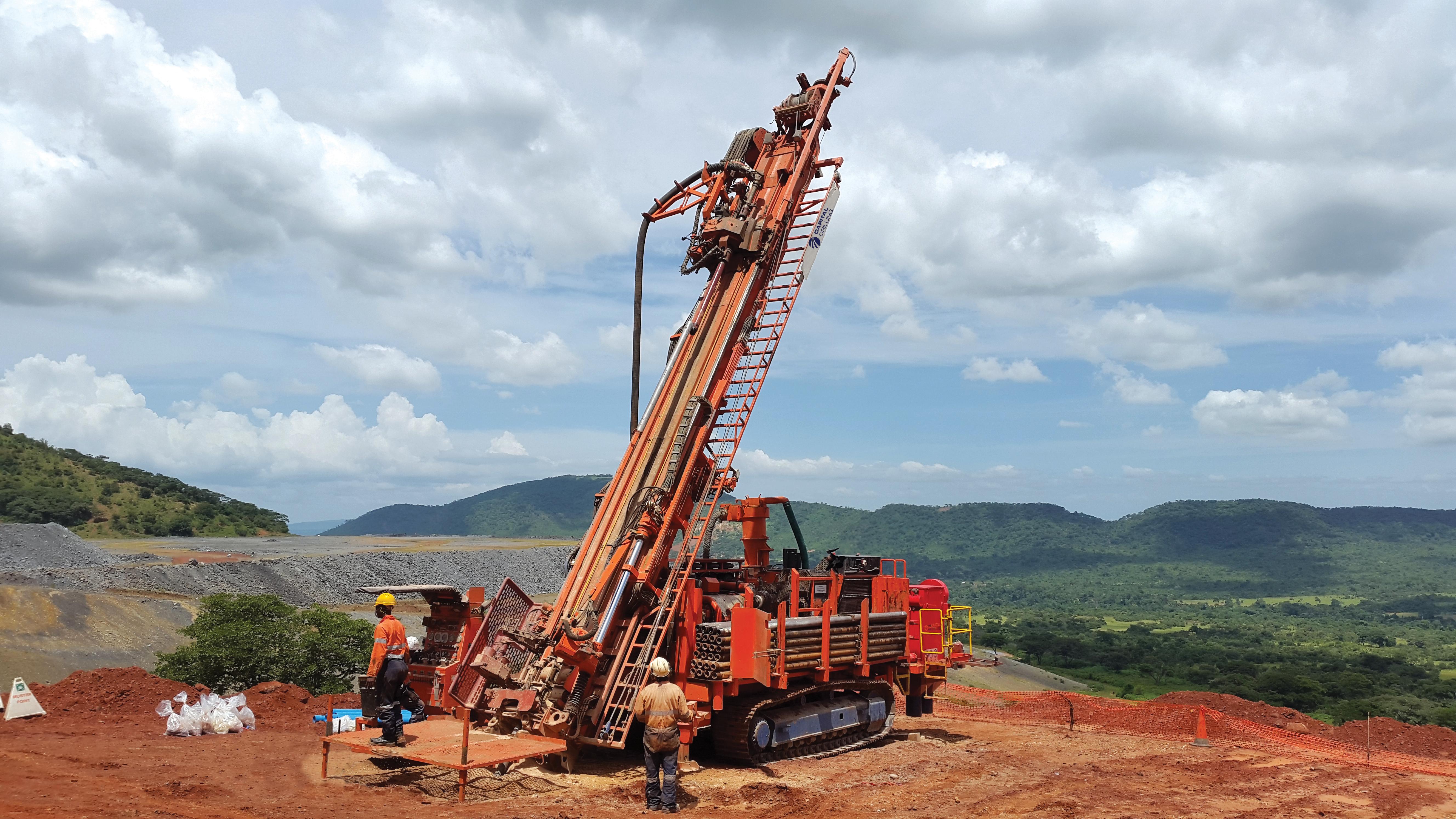 Capital Drilling Drill