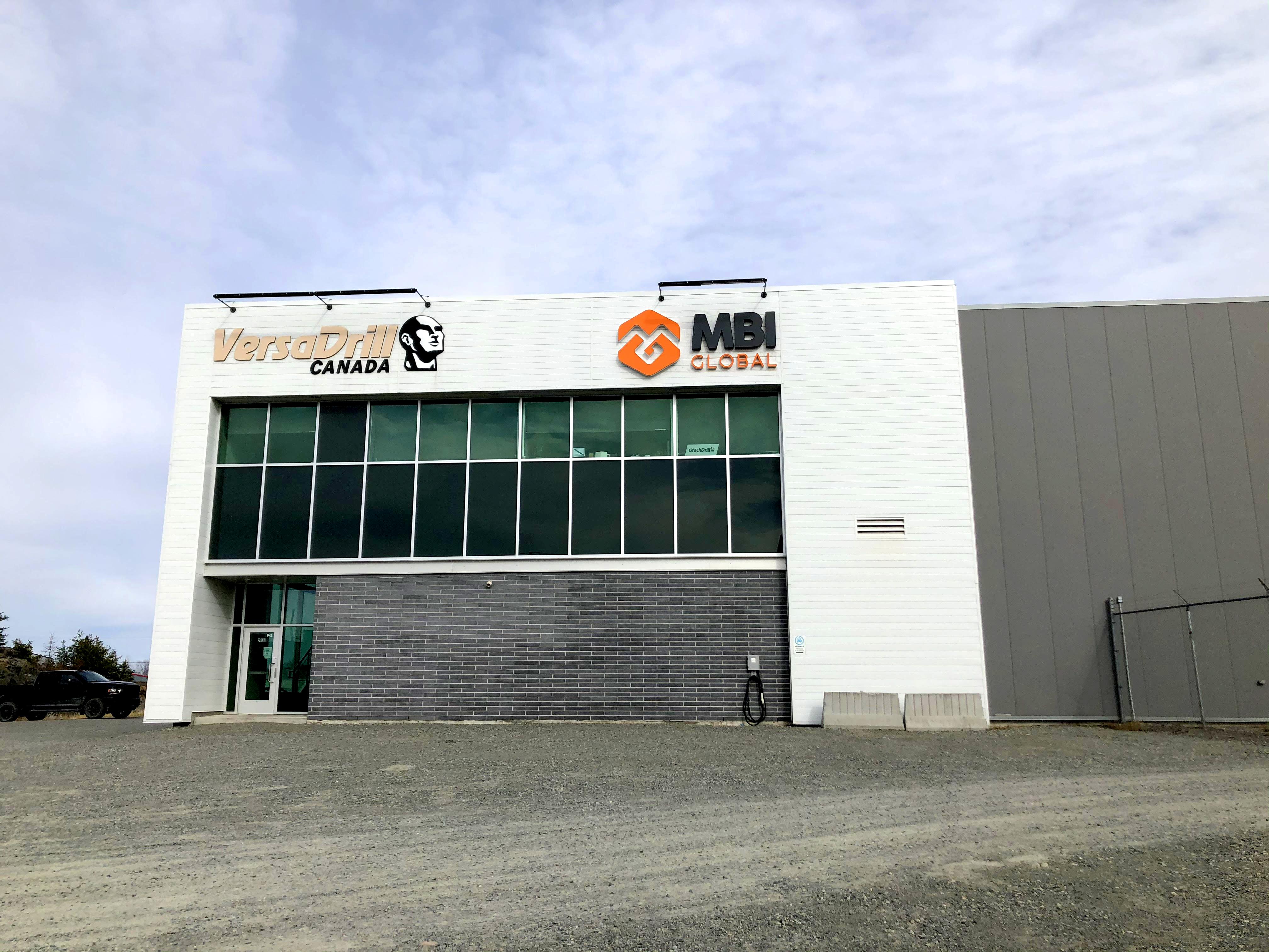 MBI Global VersaDrill headquarters